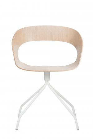PLYCOLLECTION_Chat-swivel_19_bleached-oak-white-frame
